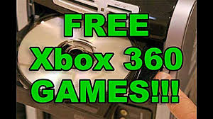 how to get download burn xbox 360 games for free without