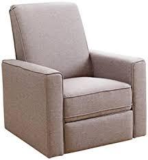 amazon com abbyson living hampton nursery swivel glider recliner