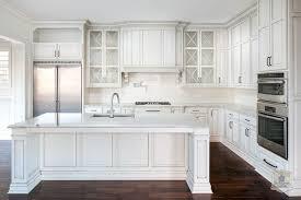 white kitchen cabinets with gray glaze glazed kitchen cabinets transitional kitchen