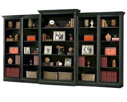 Sauder Harbor Bookcase Library Wall Bookcase Stylish Wall Units Astonishing Library Wall