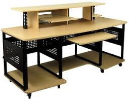 Omnirax Presto 4 Studio Desk The Best Studio Desk For Music Recording And Producing The Wire