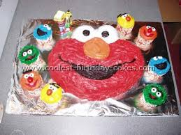 coolest sesame street birthday cake photos and how to tips