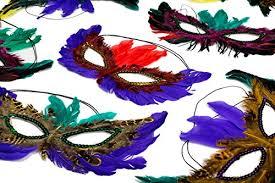 masquerade masks bulk bulk half masks 1 dozen feather masks 12 assorted styles