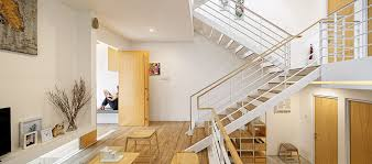 Modern Design Staircase Stairs Design Stairs Split Level Modern Small Modern House With