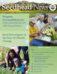 New Homes Ideas 2016 Full Year Issues Collection by Native Seeds Search The Seedhead News