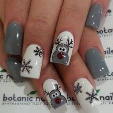 here are the 11 best christmas nail art ideas christmas only
