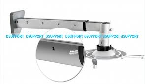 Retractable Projector Ceiling Mount by Online Get Cheap Projector Wall Bracket Aliexpress Com Alibaba