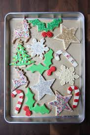 easy iced sugar cookie recipe popsugar food
