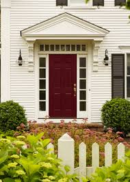 Front Door Colors For White House Ten Best Front Door Colours For Your House Maria Killam The
