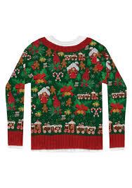 men u0027s ugly christmas cardigan shirt