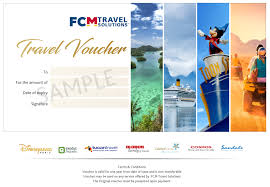 travel voucher images Gift vouchers fcm travel solutions jpg