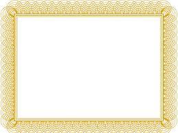 Prize Certificate Template Blank Certificate Template Word Blank Award Certificate Templates