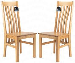 Ergonomic Dining Chairs Oak Ergonomic Slat Back Dining Chair Traditional