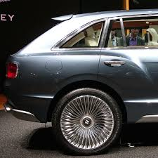bentley suv bentley u0027s suv is a rapper u0027s delight wired