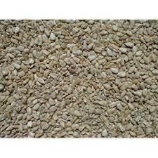 amazon com sunflower seeds shelled 50 lbs med chips wild