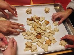 german christmas cookies muerbeteig