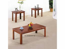 coffee table end table set coffee table and end table set