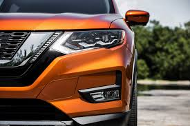 2017 nissan rogue comes with a new face and hybrid variant 42