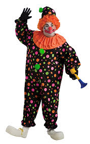Mens Clown Halloween Costumes Clown Costumes U2013 Festival Collections