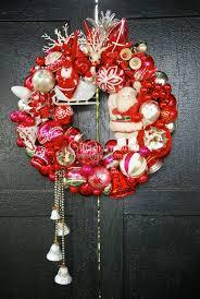 200 best vintage christmas ball wreaths images on pinterest