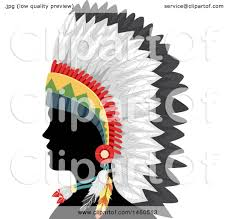 happy thanksgiving native american royalty free rf native american clipart illustrations vector