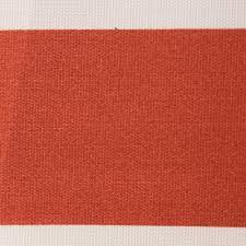 burnt orange vertical stripe outdoor bean bag chair dfohome