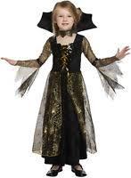 Spider Witch Halloween Costume Girls Black Widow Spider Witch Vampire Halloween Costume Dress Ebay