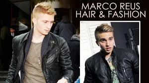 Marco Reus Hairstyle Marco Reus Haircut Tutorial And Fashion Youtube