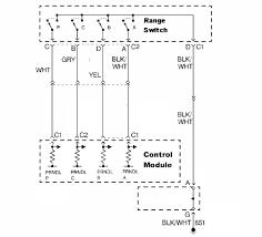 nissan altima 2005 p0340 p0705 u2013 transmission range tr sensor switch prndl input circuit