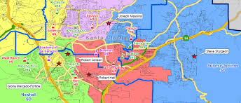 Cerritos College Map Scvnews Com County Approves Hart U0027s Voting District Map 05 12 2015