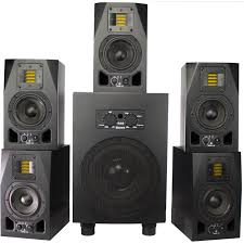 professional home theater system adam professional audio the fogg matched 5 1 surround the fogg
