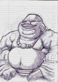 buddha notebook sketch by iroas on deviantart