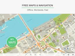 Chicago On The Map by Maps Me U2013 Map With Navigation And Directions Android Apps On