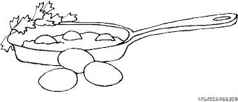 dessin casserole cuisine croquis de casseroles
