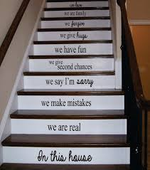 stairs ideas 20 attractive painted stairs ideas painting stairs reverb