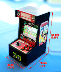 Building A Mame Cabinet Building A Tiny Arcade Cabinet From A Game Boy Advance Hackaday