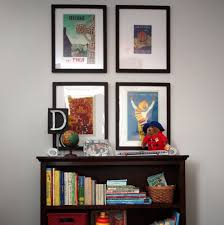 vintage frame collage kids traditional with wall art vintage