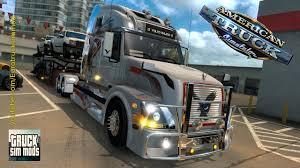 volvo commercial truck dealer volvo vnl 670 u2022 american truck simulator youtube