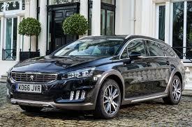 peugeot 4x4 models peugeot 508 rxh review 2012 2017 parkers