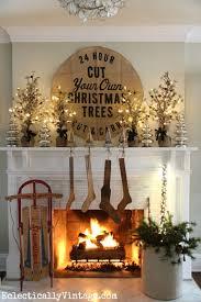 beautiful christmas mantel decor you will love hypnoz glam