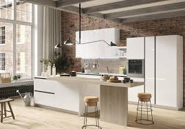 image ilot de cuisine cuisine ilot modele de cuisine equipee moderne cbel cuisines