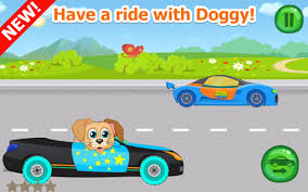 car racing for kids toddlers