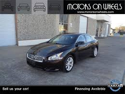nissan maxima used houston used cars for sale in houston tx