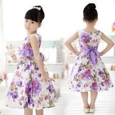 Online Buy Wholesale Purple Dress Girls From China Purple Dress