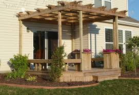 Screen Kits For Porch by Patio U0026 Pergola Amazing Deck Pergola Plans Outdoor Dreamin I