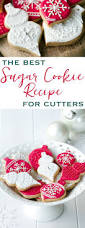 sugar cookie recipe the perfect recipe for cookie cutters