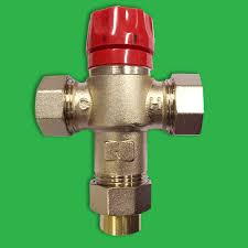 reliance heatguard 22 mm water underfloor heating blending valve
