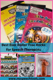 dollar tree hacks my speech tools dollar tree hacks and bargains for speech therapy