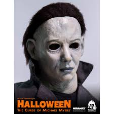 michael myers halloween 2 mask three zero halloween the curse of michael myers 1 6th scale