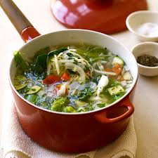 fresh vegetable soup recipes weight watchers
